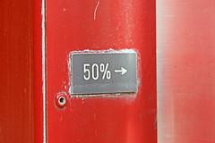 50% (Leo Reynolds) Tags: canon eos 350d iso400 number 50 135mm f63 percentage 0ev 0006sec hpexif xunsquarex xratio32x xleol30x