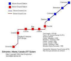 Edmonton.Lrt (interfaced) Tags: informationdesign infographics map