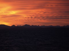 December sunrise from the MV Isle of Lewis - 25 - by colinjcampbell