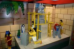 Anubis (Paul Hagon) Tags: lego egypt stjacobs anubis