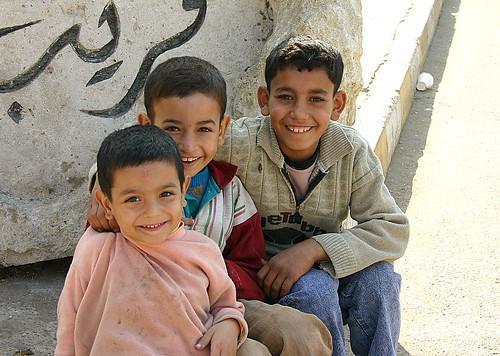 Cairo kids!