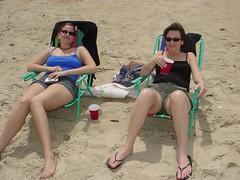 Nags Head 2003 Memoirs 35 (Counselman Collection) Tags: nags head outer outerbank obx banks vacation beach carolina atlantic ocean counselman birds flamingo family fun