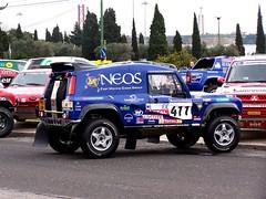 Lisboa Dakar 2006 068 (LuPan59) Tags: kodak dx7590 lupan lisboadakar rally dakar