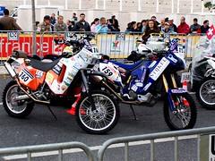 Lisboa Dakar 2006 149 (LuPan59) Tags: kodak dx7590 lupan lisboadakar rally dakar