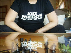 Joss Whedon is my master now (really!!)