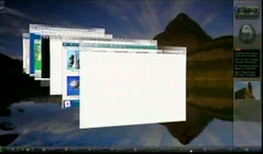 Windows Vista Flip 3D (niallkennedy) Tags: microsoft ces windows windowsvista flip3d