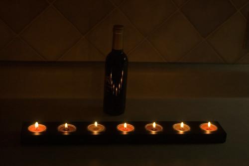 Small Wine Bottle