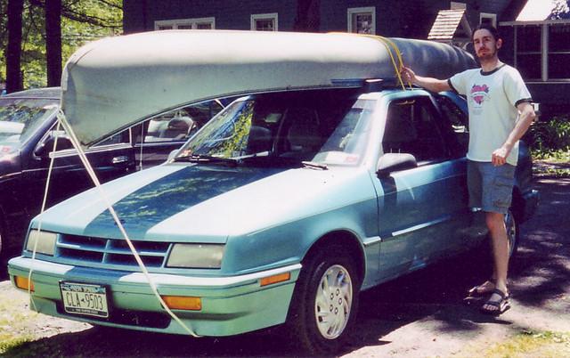 dodgeshadow canoe