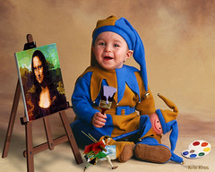 young leonardo by kris kros (Kris Kros) Tags: california ca usa baby art public smile smart cali photoshop paintshop la us losangeles interestingness cool interesting pix different fireworks faith davinci creative lisa mona jr brain adventure socal brains kris imagine change imagination leonardo really kk jjj anything important kks patience kkg opportunities nofear extend extending kros kriskros interestingness362 creativeness i500 nonhdr kk2k kkgallery