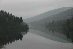 Loch Ard, Trossachs (hockadilly) Tags: lake reflection water scotland loch trossachs lochard 10millionphotos