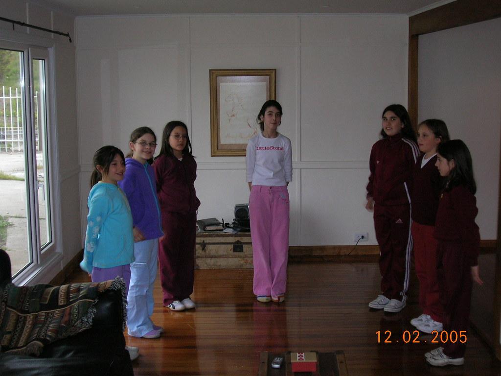 Sofia y amigas Coro de Seńas