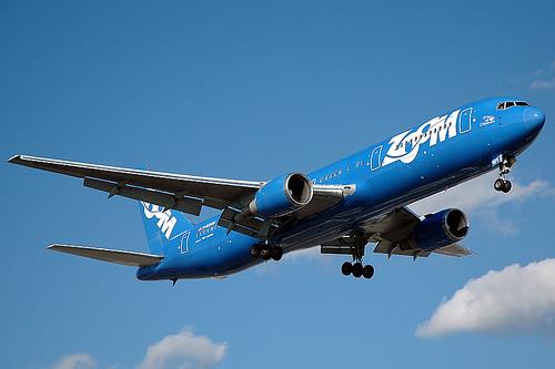 Zoom's 767-338ER  C-GZUM