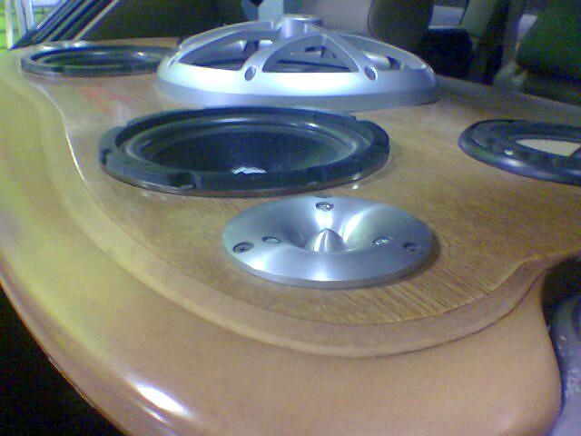 audi a3 bandeja subwoofer etapa watios sound sonido