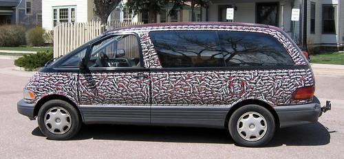 my brother's van (the burrtio)