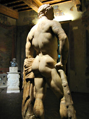 better buttocks in only two thousand years