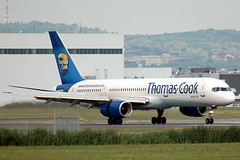 Thomas Cook 757-200 - by caribb