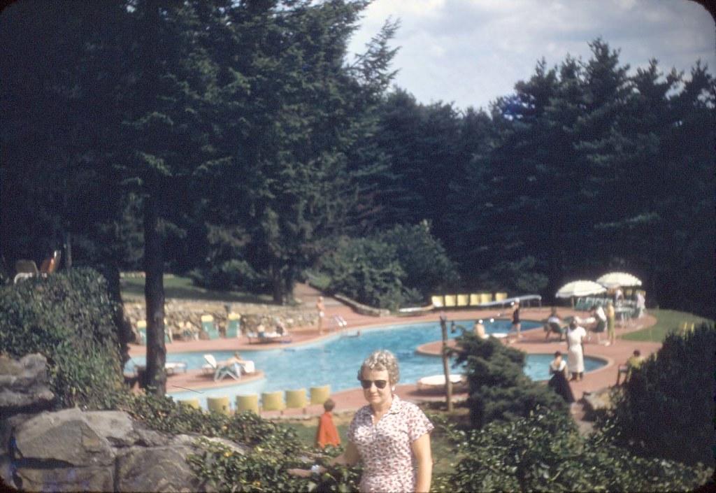 Grove Park Inn - Asheville-1958