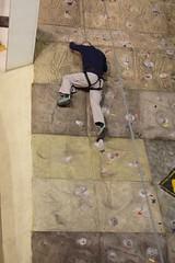Rock Gym (Jon Charest) Tags: china rock shanghai climbing gym 28135mmis shanghaistadium