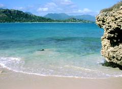 Looking back to Kailua (Hawaiian beach) Tags: mokolua hawaii oahu beach kailua kayak ocean sand