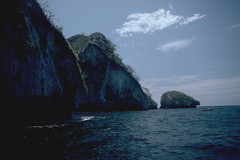 Banderas Bay, Puerto Vallarta (Joe_B) Tags: cruise geotagged mexico puerto los ship unitedstatesofamerica puertovallarta losarcos unitedmexicanstates camera:make=canon image:Shot=27 geo:country=mexico camera:model=eoselan image:rating=2 event:Type=travel event:Group=traceywb event:Code=199705cruise geo:city=puertovallarta image:NegPage=0231 neg:page=0231 image:CD=52050 image:CD=5250 image:CDID=634030422792 cd:id=634030422792 cd:num=52 image:Roll=913 roll:num=913 roll:type=slide roll:envelope=156506 address:Tag=losarcos