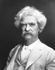 Mark Twain by Koog Family