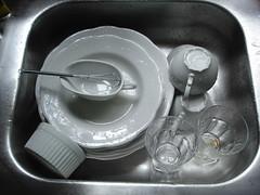 louça suja