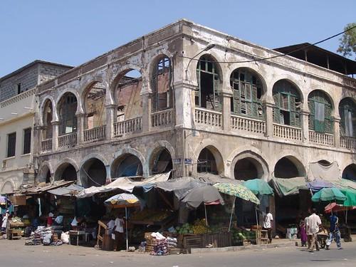 Downtown Djibouti