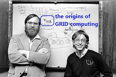 GRID Computing (psd) Tags: apple grid ibm whiteboard snagged computing billgates tandy