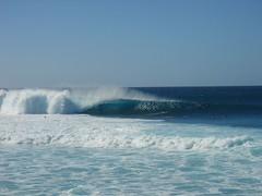 Banzai Pipeline 1 (buckofive) Tags: beach hawaii surf waves oahu surfer surfing northshore bigwavesurfing banzaipipeline ehukaibeachpark 111v1f