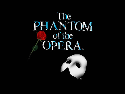 Adonis Chen 拍攝的 The Phantom of the Opera/歌劇魅影。