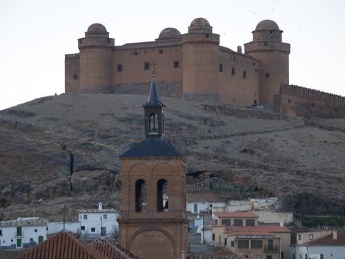 Que visitar en La Calahorra