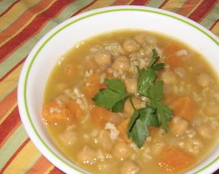 Moroccan Sweet Potato Stew (Recipe)