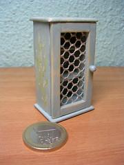 Alacena rústica. (Duraglar) Tags: self handmade made selfmade miniaturas hechoamano dollhouseminiature miniaturadecasademuñecas