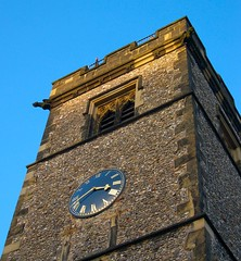 Clock tower (mike1727) Tags: clocktower stalbans 20060128