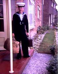 alfie - december '63' xmas leave (alfiehalford) Tags: far albion hms flung 6566