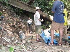 Turner's Mae Sot photos 011 (Mrs Hilksom) Tags: water project thailand karen hydroelectric maesot burmeseborder