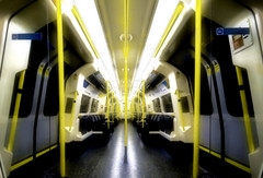 The Quicky! (J!mbo) Tags: london train photoshop underground lenstagged empty tube wide wideangle londontube 1020mm canoneos350d canoneosdigitalrebelxt canoneoskissdigitaln photoshopcs2 northernline sigma1020mm sigma1020 sigma1020mmf456exdchsm sigma1020mmf456 sigma1020f456