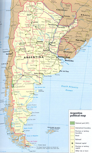 map of argentina provinces. I#39;ll add a more detailed map