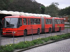 Bi-Articulated Bus, Curitiba by Thomas Locke Hobbs, on Flickr
