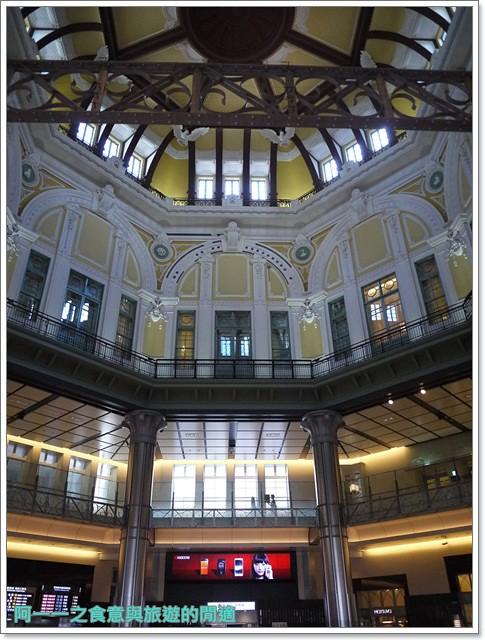 東京旅遊東京火車站日本工業俱樂部會館古蹟飯店散策image021
