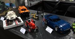 My display at Brickworld 2015 (LegoMarat) Tags: lego technic rc