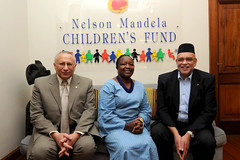 Nelson Mandela Children's Hospital Site Visit
