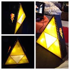 Trifoce LED Nachtlicht