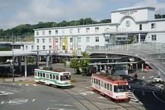 85038504 Kumamoto City Tram (shitte641000) Tags: tram streetcar  8501 8500 8504