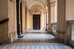 Architecture (Steve Vallis) Tags: building lines architecture decorative ornate