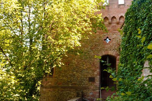 Malerturm - Château d'Ortenberg