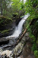 DSC_0535 (JN_Tetreault) Tags: trees water creek landscape waterfall woods nikon rocks stream outdoor connecticut ct funday waterfalls daytrip watercourse newthings nikoncamera deepinthewoods d7100 landecape