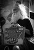 save me (Chilanga Cement) Tags: street sunlight toronto man sign corner john hair beard hands sitting post candid preacher age bible jesussaves yeshua placard preach john316 verse clutching 316 yeshiva