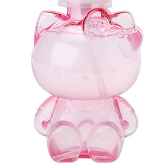 Hello Kitty Kitty-shaped bottle of deodorant mist (BuySugar) Tags: hello mist bottle kitty deodorant    kittyshaped