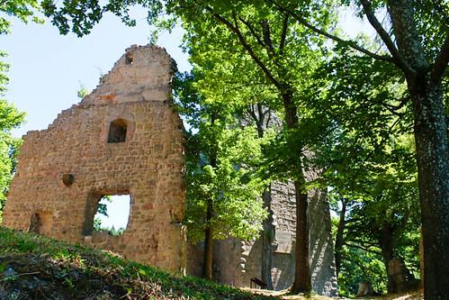 Ruines du Alt-Windeck